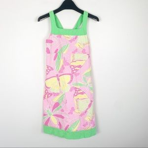 Lily Pulitzer Spring Summer butterfly dress